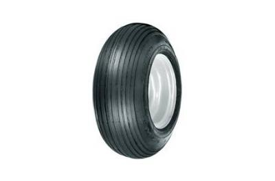 Wheelbarrow Rib Tires